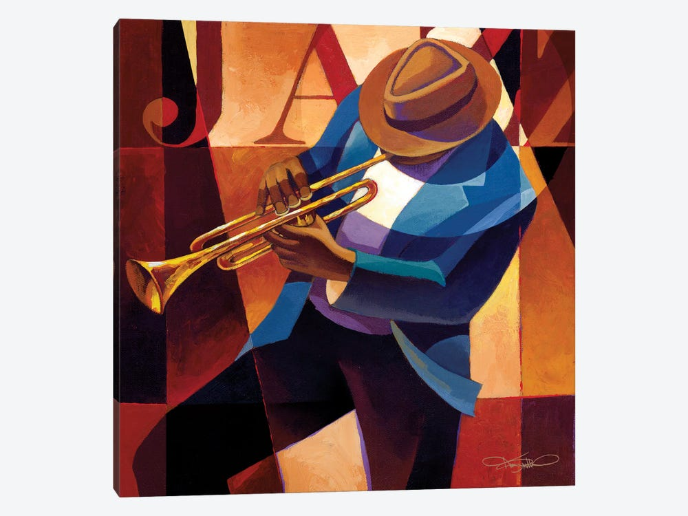 Swing by Keith Mallett 1-piece Art Print