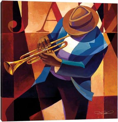 Swing Canvas Art Print
