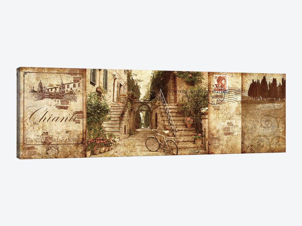 Tuscany by Keith Mallett 1-piece Canvas Art