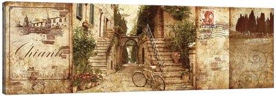 Tuscany Canvas Art Print