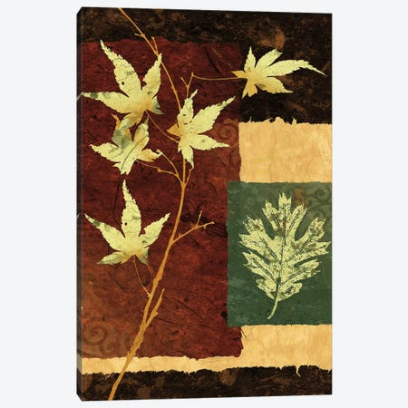 New Leaf I Canvas Print #KMA58} by Keith Mallett Canvas Print