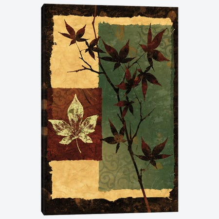 New Leaf II Canvas Print #KMA59} by Keith Mallett Canvas Art Print