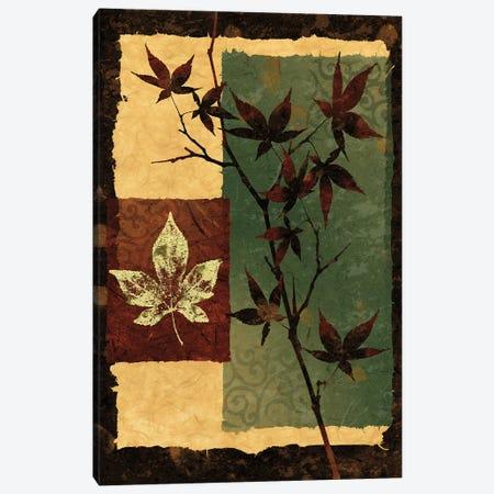New Leaf II Canvas Print #KMA59} by Keith Mallett Canvas Art Print