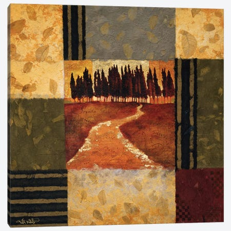 Pastorale Canvas Print #KMA60} by Keith Mallett Canvas Artwork