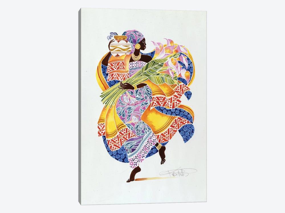 Jaha by Keith Mallett 1-piece Canvas Art Print