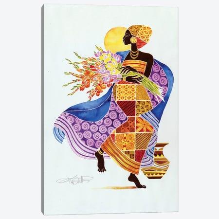 Kikora Canvas Print #KMA62} by Keith Mallett Canvas Wall Art