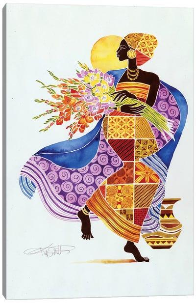 Kikora Canvas Art Print