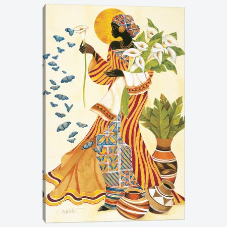 Soul's Awakening Canvas Print #KMA68} by Keith Mallett Canvas Art