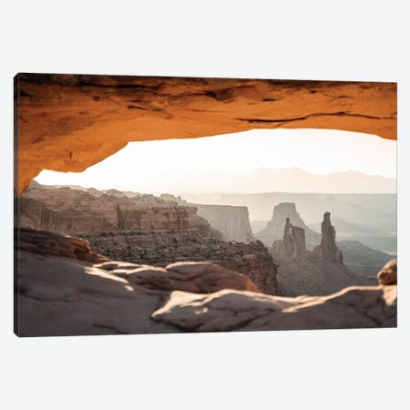 Arches National Park Utah Canvas Print #KMD11} by Karen Mandau Canvas Artwork