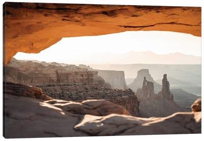 Arches National Park Utah Canvas Art Print