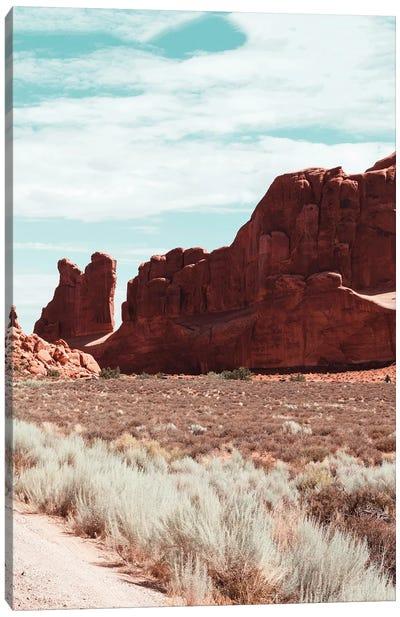 Arizona Landscape Canvas Art Print