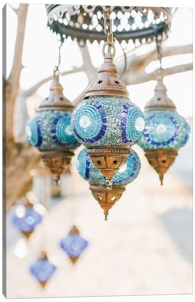 Moroccan Desert Decoration Canvas Art Print