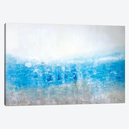 Pacifica Canvas Print #KMH31} by KR MOEHR Canvas Wall Art