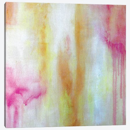 Posey Canvas Print #KMH32} by KR MOEHR Canvas Art