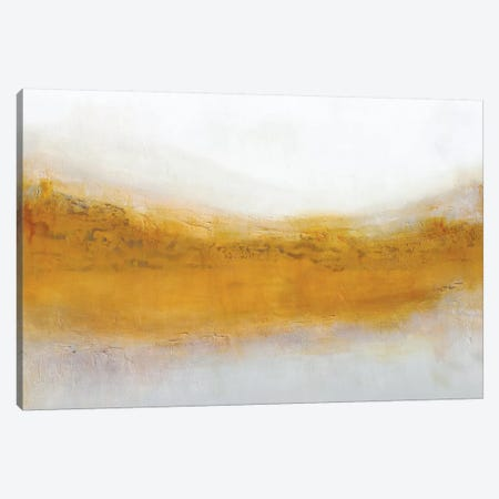 Gold Rush Canvas Print #KMH51} by KR Moehr Canvas Art