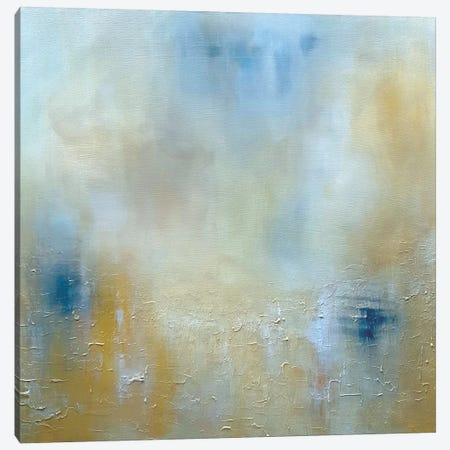Unaffected Canvas Print #KMH54} by KR MOEHR Art Print