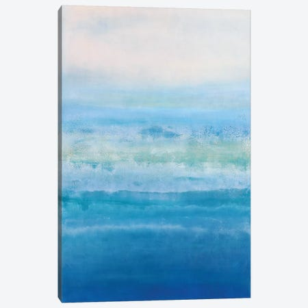Eventide Canvas Print #KMH59} by KR Moehr Canvas Wall Art