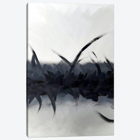 Bliss In Black Canvas Print #KMH5} by KR MOEHR Canvas Art