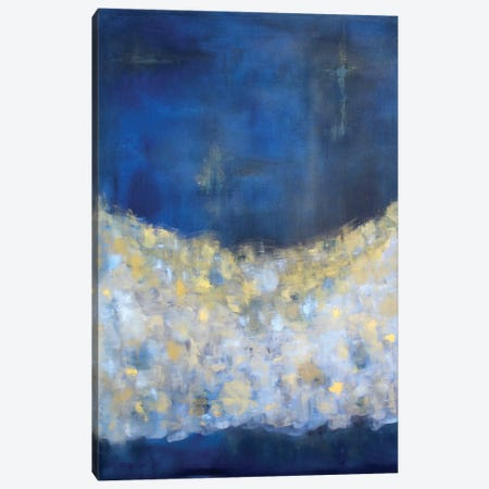 Klimt Ode Canvas Print #KMH65} by KR MOEHR Canvas Artwork
