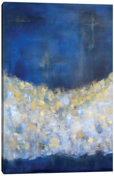 Klimt Ode Canvas Art Print