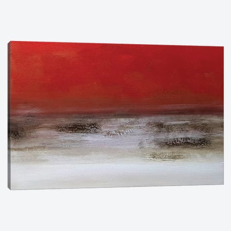 Embers Canvas Print #KMH68} by KR MOEHR Art Print