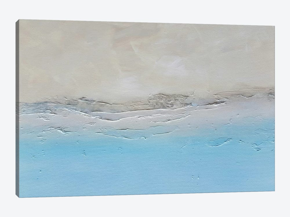 Waves by KR MOEHR 1-piece Canvas Print