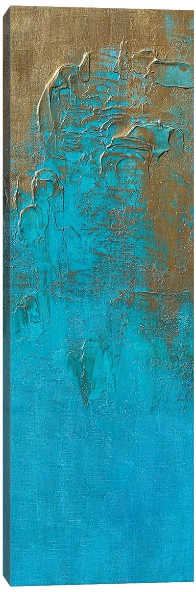 Bronzed Canvas Art Print