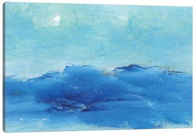 Beswept Canvas Art Print