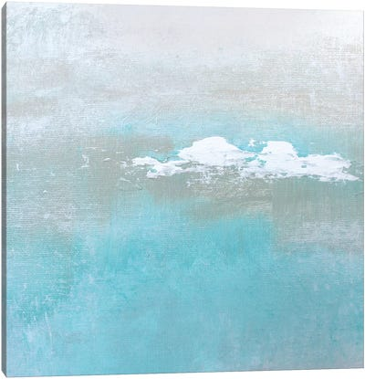 Cloud Sweep Canvas Art Print