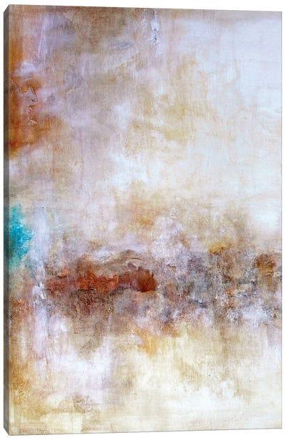 Desert Lights Canvas Art Print