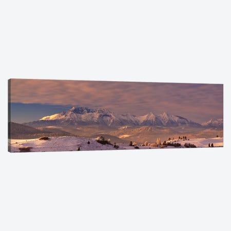 The Tatra Mountains Canvas Print #KMI2} by Krzysztof Mierzejewski Canvas Wall Art