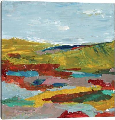 Joyful Canvas Art Print