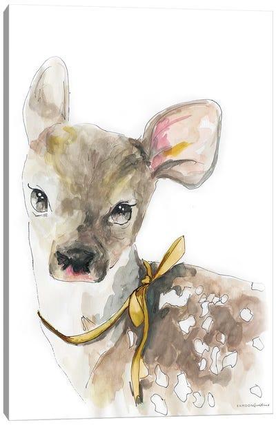Marigold Doe Canvas Art Print