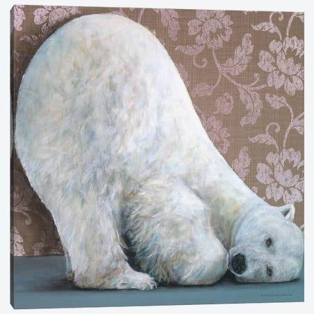 Unbearable Canvas Print #KMK27} by Kamdon Kreations Art Print