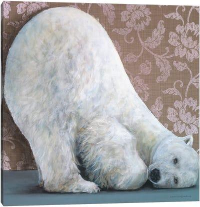 Unbearable Canvas Art Print