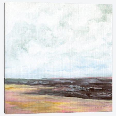 Fall At The Coast Canvas Print #KMK4} by Kamdon Kreations Canvas Print