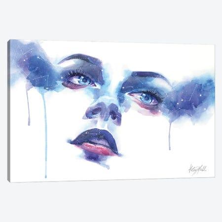 Star Gazer Canvas Print #KML10} by Kelsey Merkle Canvas Art