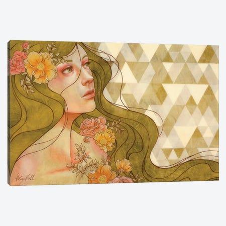 Persephone Canvas Print #KML18} by Kelsey Merkle Canvas Wall Art
