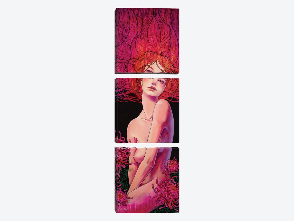 Ignite by Kelsey Merkle 3-piece Art Print