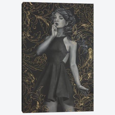 Hush Canvas Print #KML28} by Kelsey Merkle Canvas Print