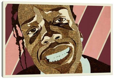 A$AP Rocky Canvas Print #KMR19