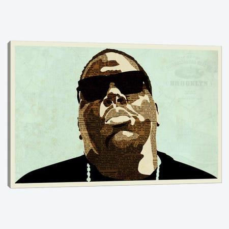 Biggie Canvas Print #KMR22} by Kyle Mosher Canvas Print