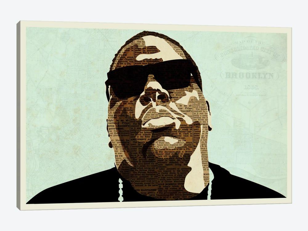 Biggie by Kyle Mosher 1-piece Canvas Art Print