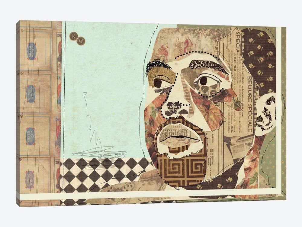 Ye by Kyle Mosher 1-piece Canvas Artwork