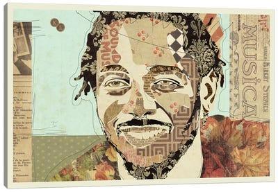 Kendrick Canvas Print #KMR30