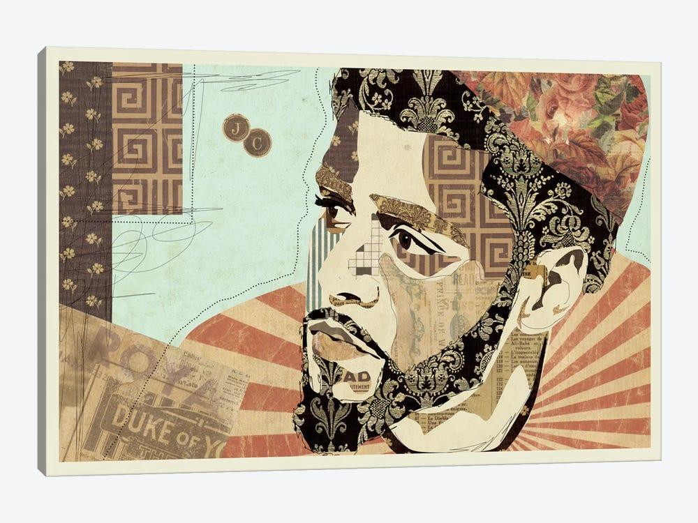 JCole by Kyle Mosher 1-piece Canvas Art Print