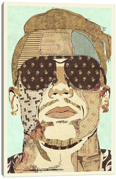 Macklemore 2015 by Kyle Mosher Art Print