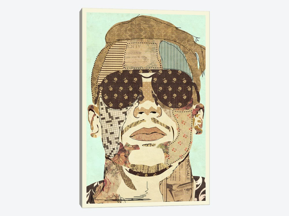 Macklemore 2015 by Kyle Mosher 1-piece Art Print
