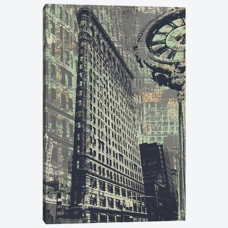 175 Fifth Avenue Canvas Print #KMR55} by Kyle Mosher Art Print
