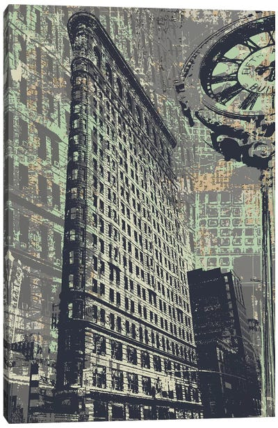 175 Fifth Avenue Canvas Art Print